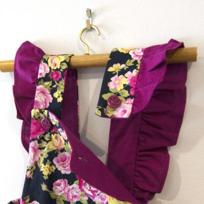 Florence Romper, jumpsuit, onesie, ruffles