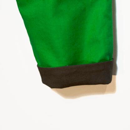 Bottoms, Boy's Clothes, Boys, basic pants, boys pants, reversible pants, reversible, children's clothing, handmade, Pants, toddler, Trousers, handmade children's clothing, brown, green