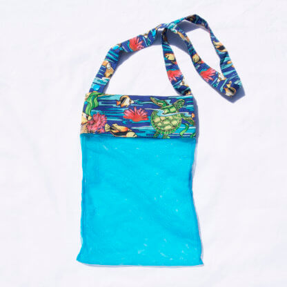 Accessories, bag, beach bag, kids bag, children's bag, handmade, kids beach bag, shell bag, boy's bag, girl's bag