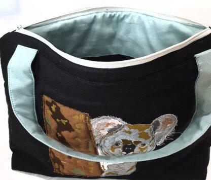 Accessories, bag, beach bag, koala